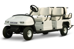 Columbia Shuttle Utility Vehicle available at Southeast Industrial Equipment