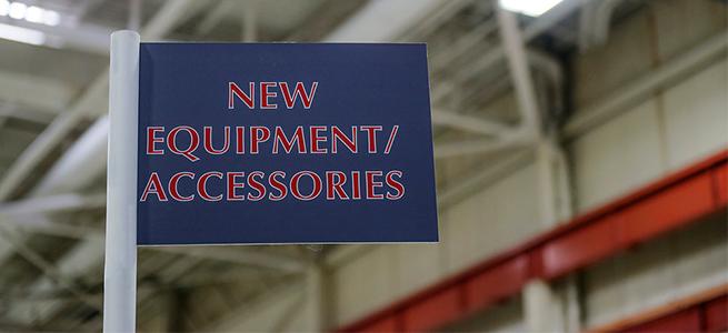 New Industrial Equipment
