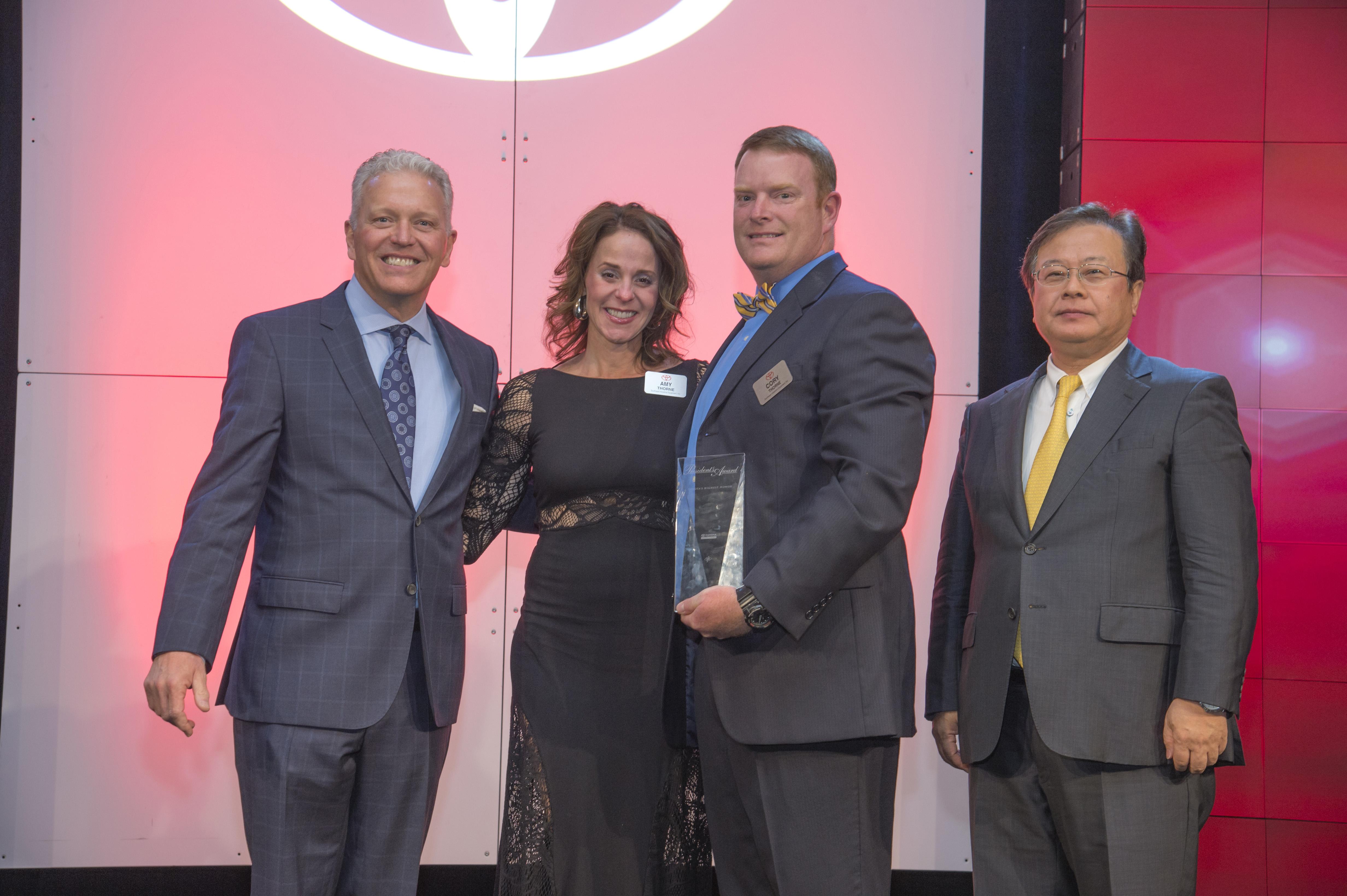 TIE 2016 President's Award