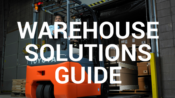 Toyota Industrial Equipment Warehouse Solutions Guide