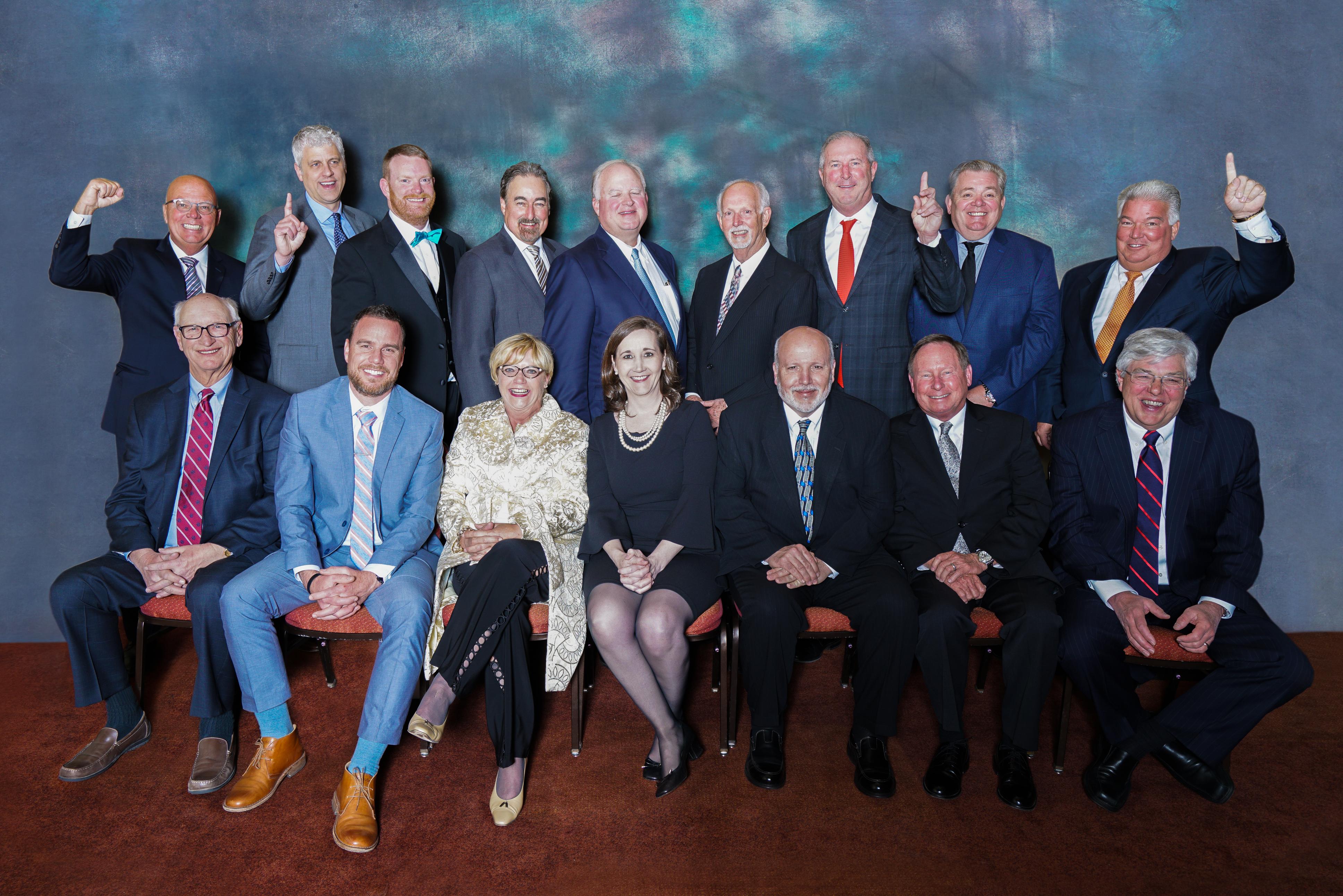 2017 Presidents Award Winners Group Photo