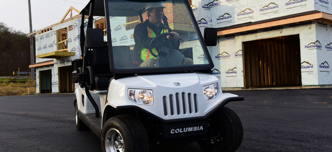 Columbia ParCar Utility Vehicles and Personnel Carriers
