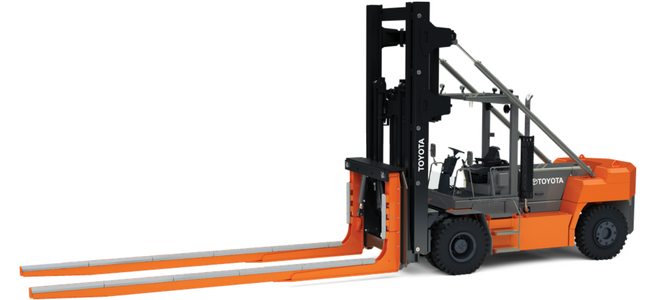 Toyota High Capacity IC Pneumatic Marina Forklifts