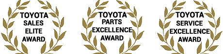 SIE Wins Sales Elite, Parts Excellence, Service Excellence from Toyota Material Handling USA