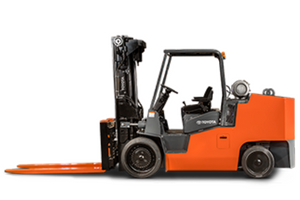 Toyota High Capacity IC Cushion Forklift